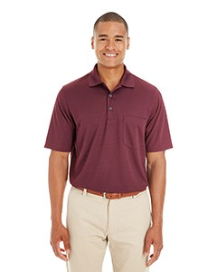 Ash City - Core 365 Men's Origin Performance Piqué Polo with Pocket 88181P
