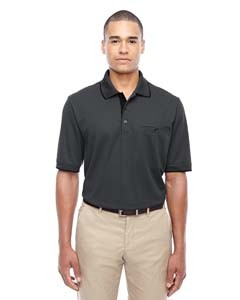 Ash City - Core 365 Men's Motive Performance Pique Polo with Tipped Collar 88222