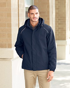 Ash City - Core 365 Men's Profile Fleece-Lined All-Season Jacket 88224