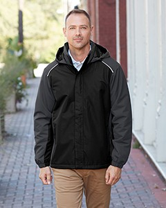 Ash City - Core 365 Men's Inspire Colorblock All-Season Jacket 88225