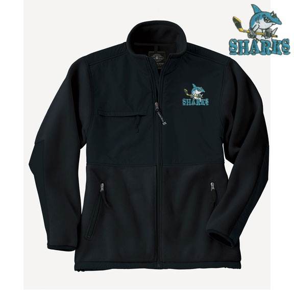 Cape Cod Canal Youth Hockey Charles River Evolux Fleece Jacket, Youth