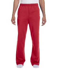 Jerzees 8 oz., 50/50 NuBlend® Open-Bottom Sweatpants