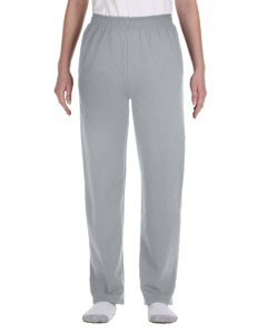 Jerzees Youth 8 oz., 50/50 NuBlend® Open-Bottom Sweatpants