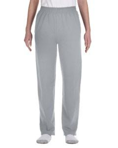 Jerzees Youth 8 oz., 50/50 NuBlend® Open-Bottom Sweatpants