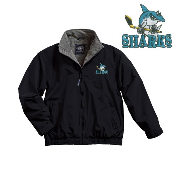 Cape Cod Canal Youth Hockey Charles River Navigator Jacket (adult)