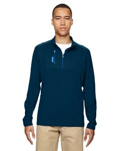 adidas Golf puremotion® Mixed Media Quarter-Zip