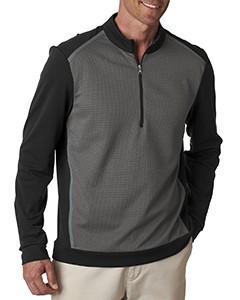 adidas Golf Men's Half-Zip Training Top