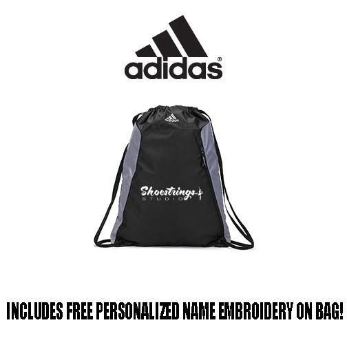 Shoestrings Studio Adidas Brand Ultimate Deluxe Bag Model A312, Original Logo