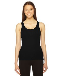 American Apparel Ladies' Rib Tank AM3308- CLEARANCE