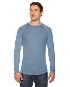 Authentic Pigment Men's True Spirit Raglan T-Shirt