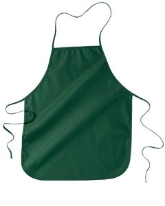 "Big Accessories 24"" Apron Without Pockets"