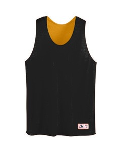Augusta Drop Ship Youth Tricot Mesh Reversible Tank, Youth