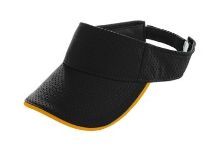 Augusta ATHLETIC MESH TWO-COLOR VISOR-YOUTH