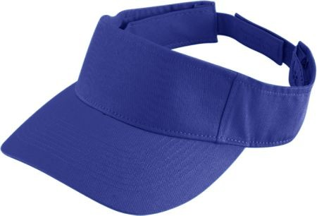 Augusta SPORT TWILL VISOR-YOUTH
