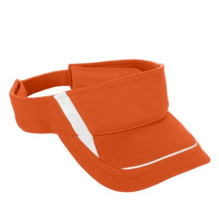 Augusta ADJUSTABLE WICKING MESH EDGE VISOR- YOUTH