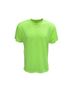 Bright Shield Adult Performance Basic Tee B109