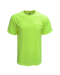 Bright Shield Adult Pocket Tee B116