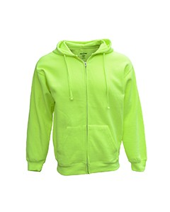 Bright Shield Adult Full-Zip Fleece Hood B501