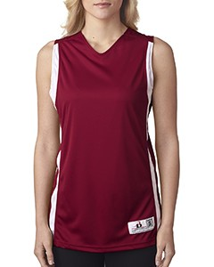 Badger Ladies B-Slam Polyester Reversible Tank