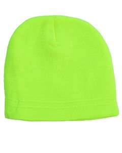 Bright Shield Knit Beanie B980