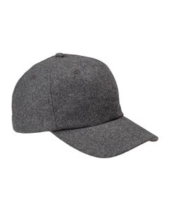 Big Accessories Wool Baseball Cap
