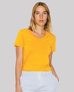 American Apparel Ladies' Poly-Cotton Short-Sleeve Crewneck BB301