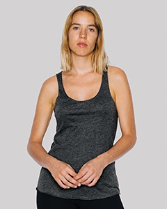 American Apparel Drop Ship Ladies' Poly-Cotton Racerback Tank BB308