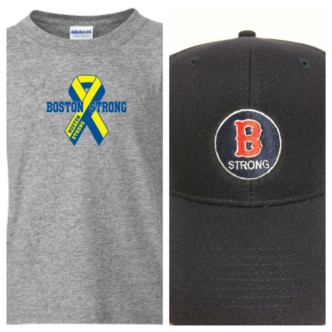 Boston Strong B Strong Apparel