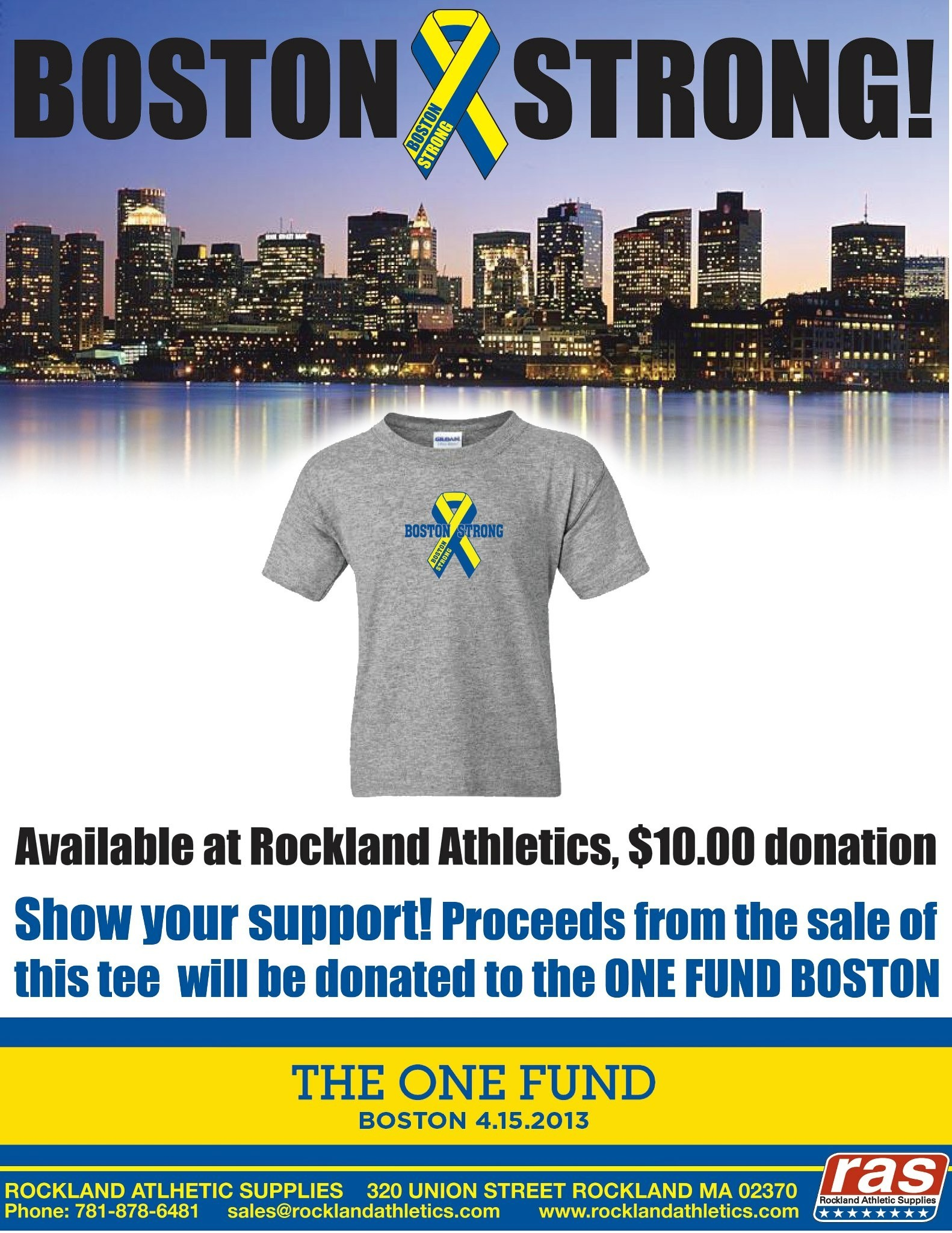 Boston Strong/One Fund