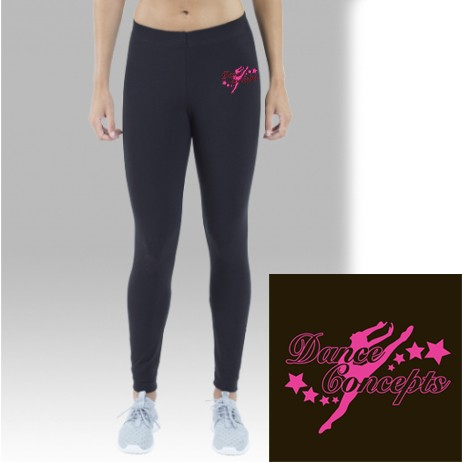 Dance Concepts Boxercraft Leggings, Ladies Adult