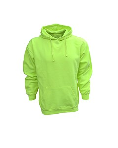 Bright Shield Adult Pullover Fleece Hood BS301