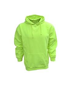 Bright Shield Adult Pullover Fleece Hood BS301