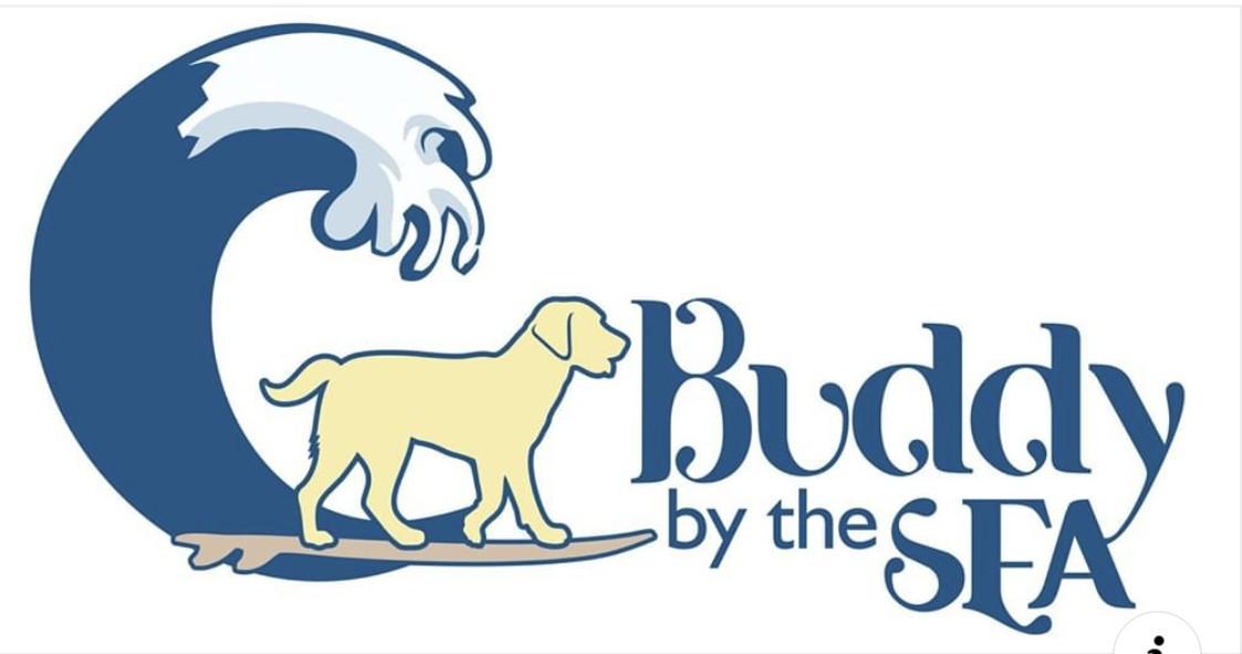 Buddy by the Sea apparel