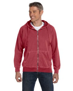 Comfort Colors 10 oz. Garment-Dyed Full-Zip Hood- CLEARANCE