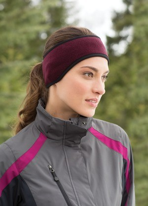 Port Authority® Two-Color Fleece Headband C916