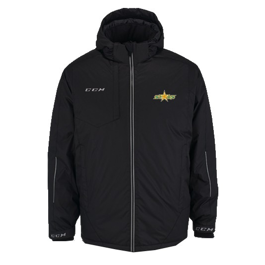 Coastal Stars CCM Team Heavyweight Winter Jacket, Adult & Youth