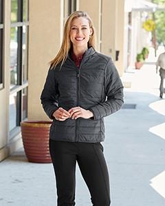 Ash City - Core 365 Ladies' Prevail Packable Puffer Jacket CE700W