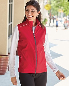 Ash City - Core 365 Ladies' Techno Lite Unlined Vest CE703W