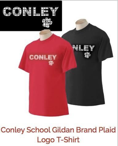 Conley Elementary School Basic Tees