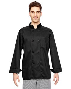 Dickies 7 oz. Eight Button Chef Coat- CLEARANCE