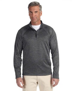 Devon & Jones Men's Stretch Tech-Shell® Compass Quarter-Zip
