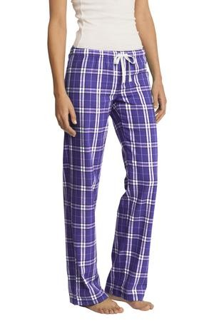 District® - Juniors Flannel Plaid Pant