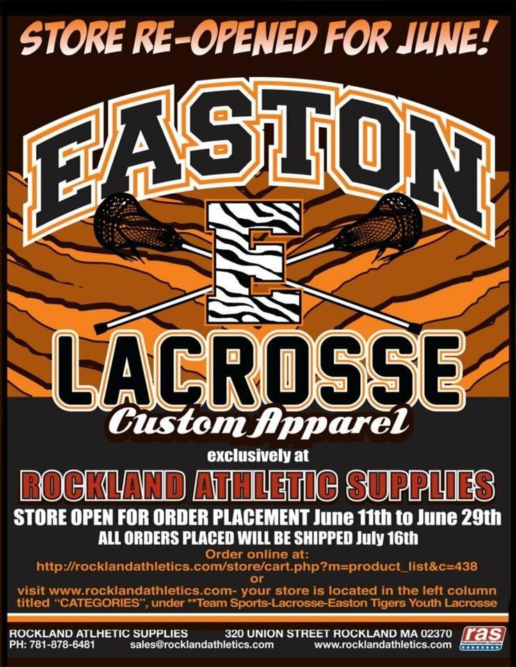 Easton Lacrosse