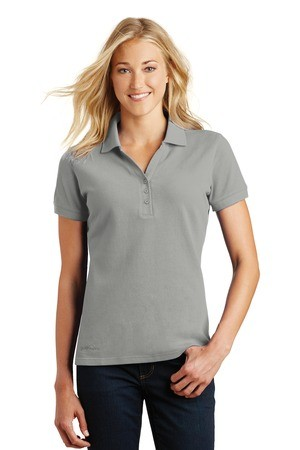 Eddie Bauer® Ladies Cotton Pique Polo EB101