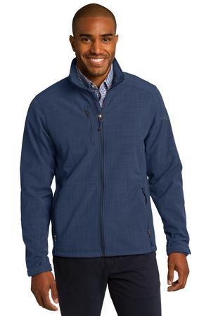 Eddie Bauer® Shaded Crosshatch Soft Shell Jacket. EB532
