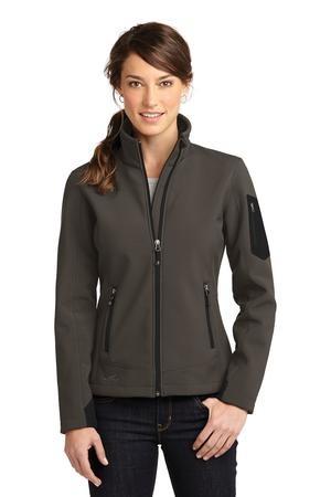 Eddie Bauer® Ladies Rugged Ripstop Soft Shell Jacket. EB535