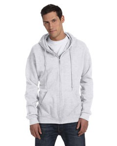 Fruit of the Loom 6.3 oz. Generation 6™ 50/50 Full-Zip Hood- CLEARANCE