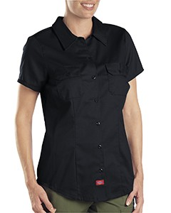 Dickies Drop Ship 5.25 oz. Short-Sleeve Work Shirt