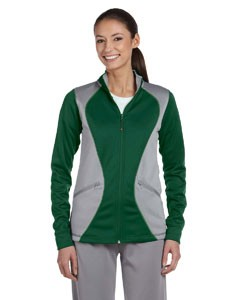 Russell Athletic Ladies' Tech Fleece Full-Zip Cadet
