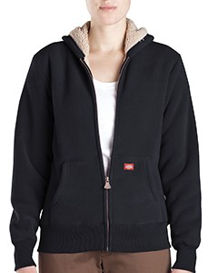 Dickies Drop Ship Sherpa Bonded Fleece Hoodie